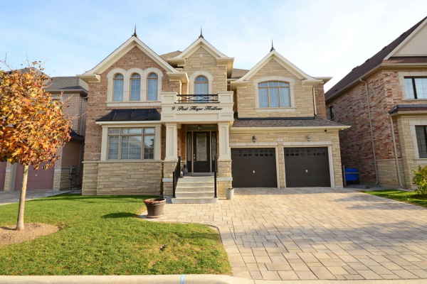 9 Port Hope Hllw, Brampton