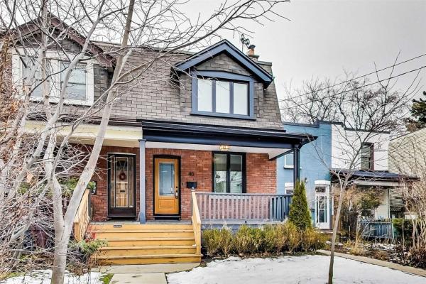 40 Fern Ave, Toronto