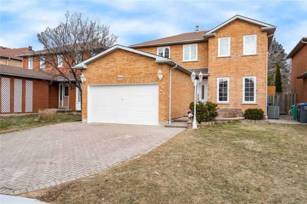 4236 Credit Pointe Dr, Mississauga