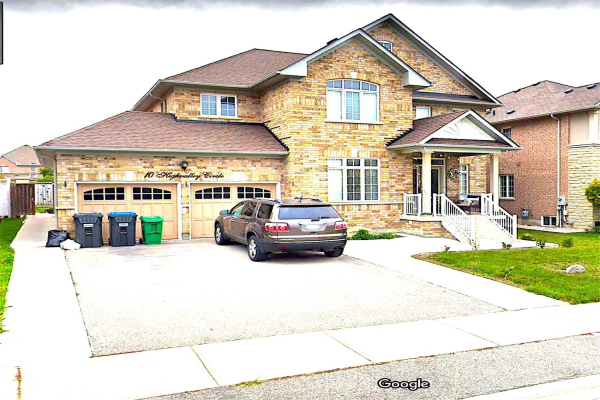 10 Highvalley Circ, Brampton