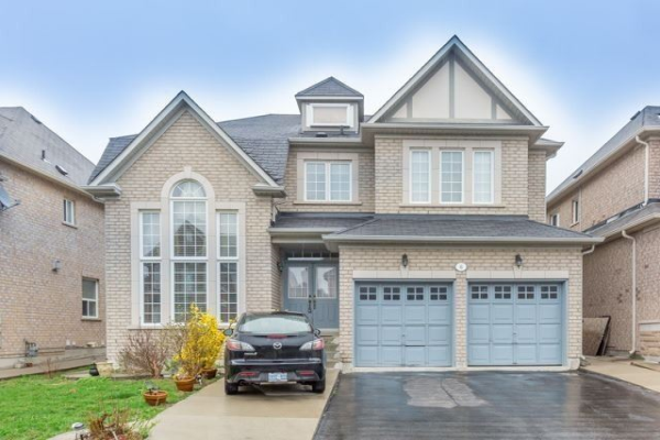 6 Granite Ridge Cres, Brampton