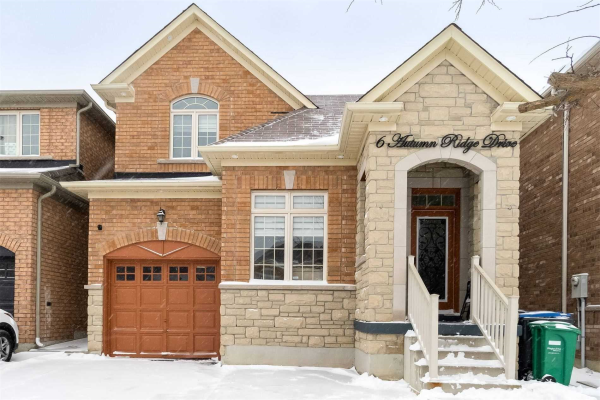 6 Autumn Ridge Dr N, Brampton
