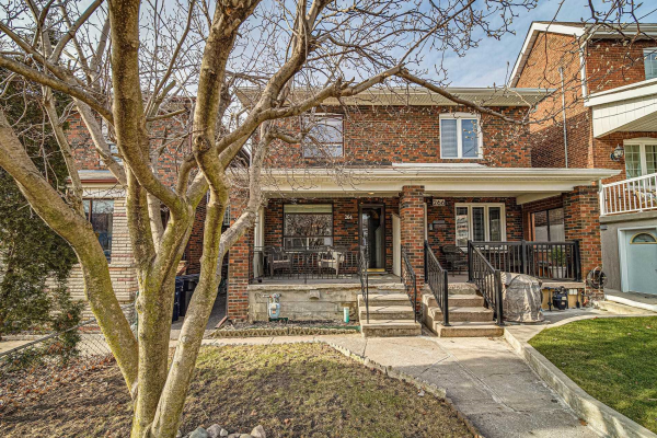 264 Gilbert Ave, Toronto