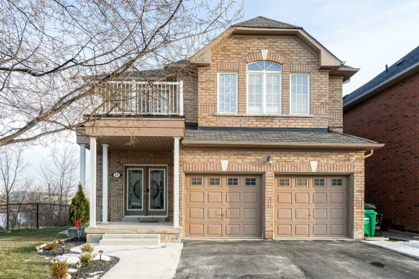 17 Iron Block Dr, Brampton