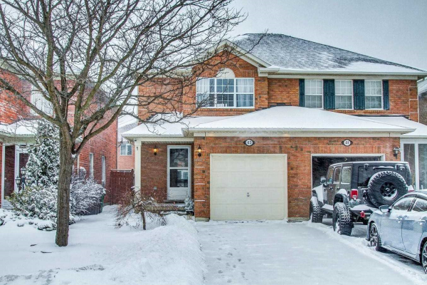 43 Secord Cres, Brampton