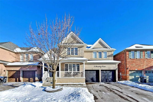 3 Browley Dr, Brampton