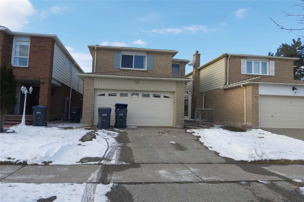 170 Morton Way, Brampton