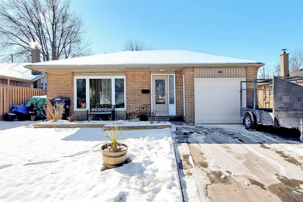 38 Addington Cres, Brampton