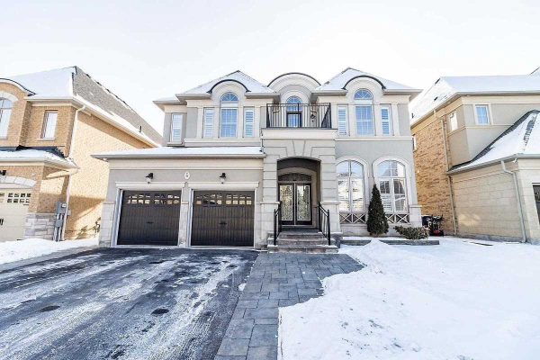 6 Chinzan Way, Brampton