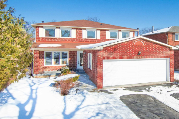 3593 Cartmel Rd, Mississauga
