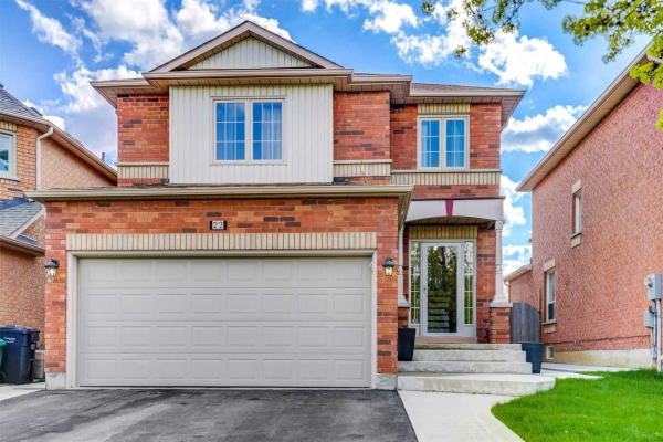 22 National Cres, Brampton