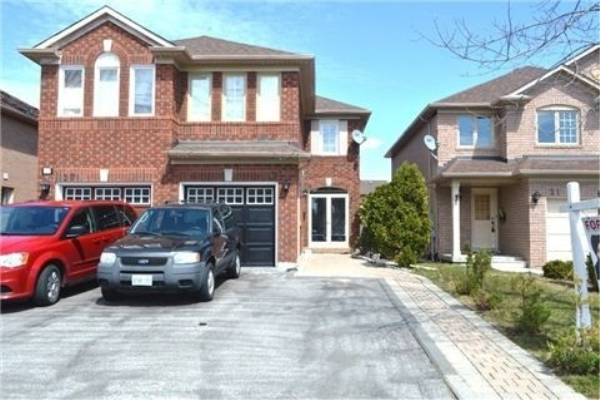 19 Dusty Star Rd, Brampton
