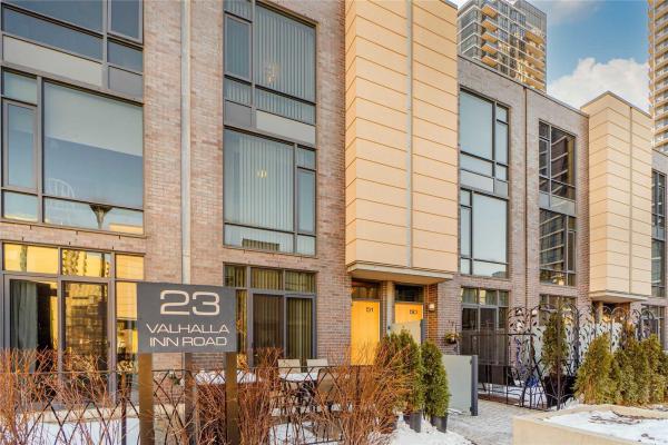 23 Valhalla Inn Rd, Toronto