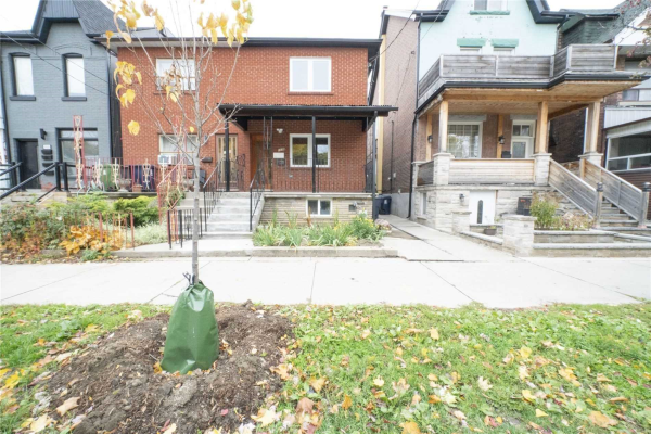 162B Lansdowne Ave, Toronto