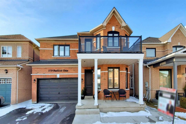 3719 Pearlstone Dr, Mississauga