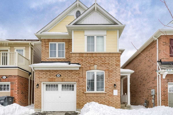 89 Enford Cres, Brampton