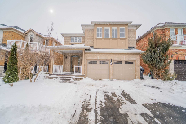 52 Whitewash Way, Brampton