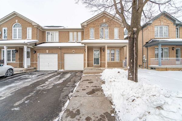 9 Flatlands Way, Brampton