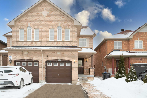 54 Hollowgrove Blvd, Brampton