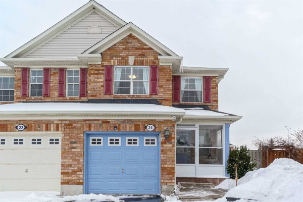 24 Jingle Cres, Brampton