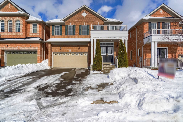 108 Commodore Dr, Brampton