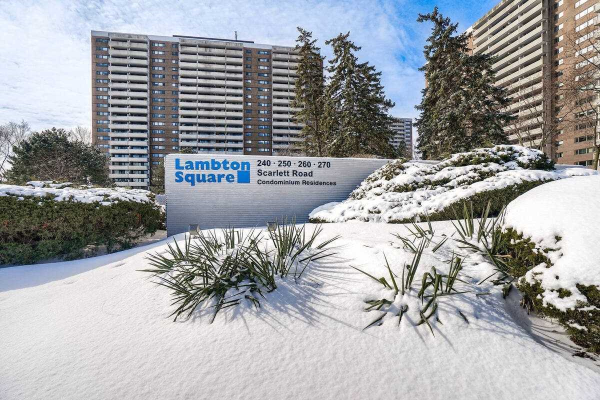 270 Scarlett Rd, Toronto