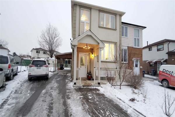 3416 Chipley Cres, Mississauga