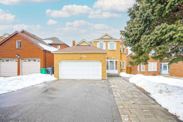 291 Oxbow Cres, Mississauga