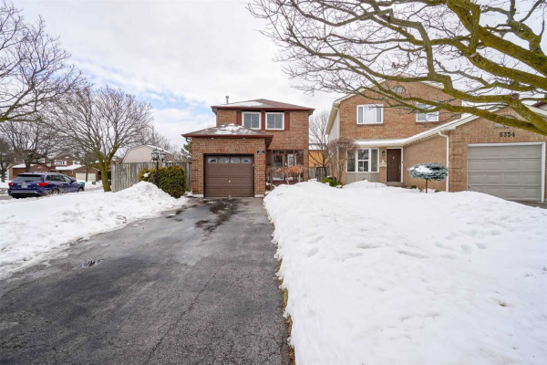 6352 Plowmans Heath, Mississauga