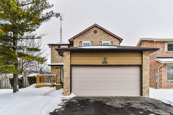 991 Mannington Lane, Mississauga