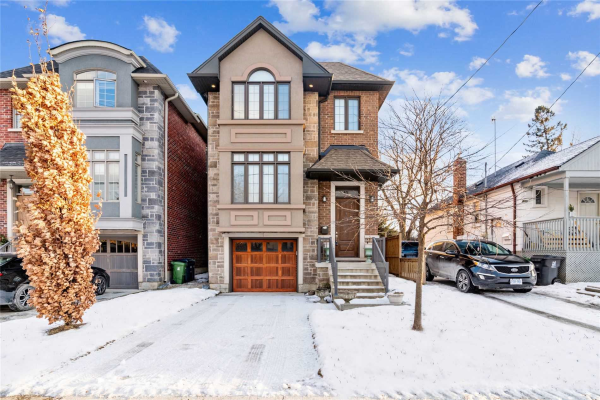 801 Glencairn Ave, Toronto