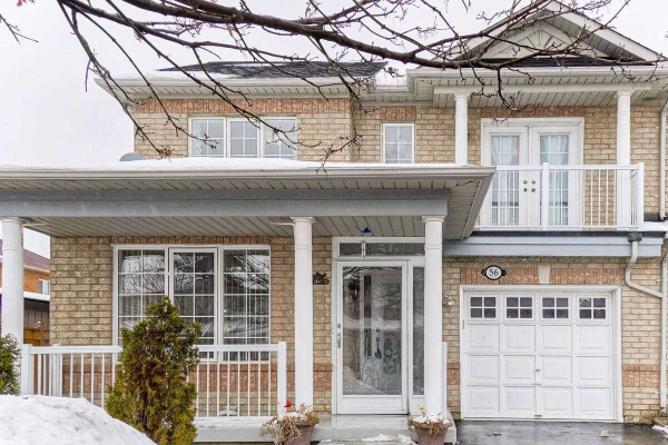56 Checkerberry Cres, Brampton