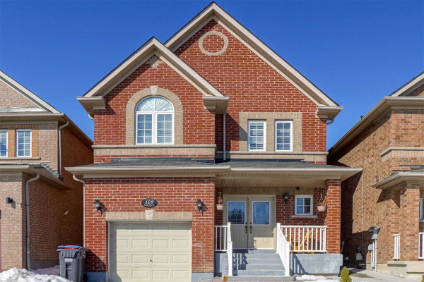 109 Footbridge Cres, Brampton