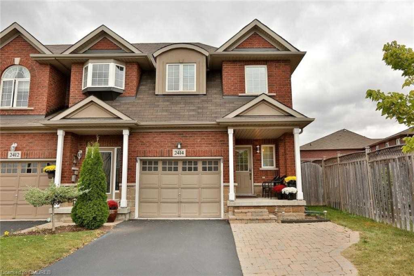 2414 Shadow Crt, Oakville