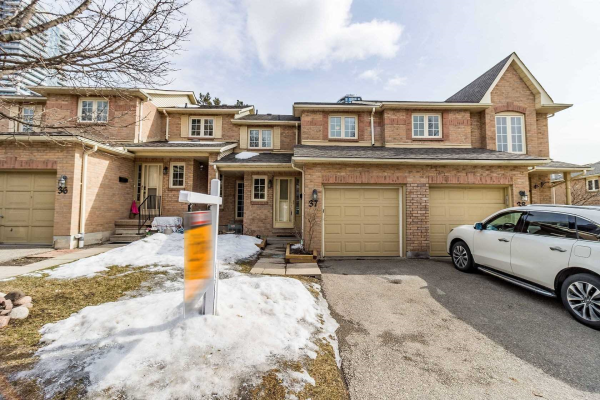 35 Ceremonial Dr, Mississauga