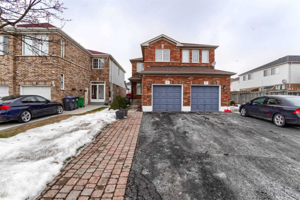 45 Needlewood Lane, Brampton