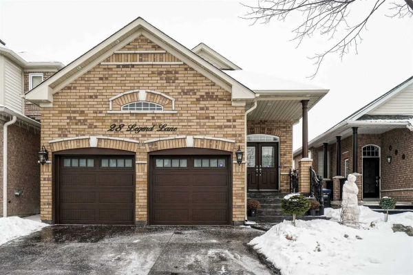 28 Legend Lane, Brampton