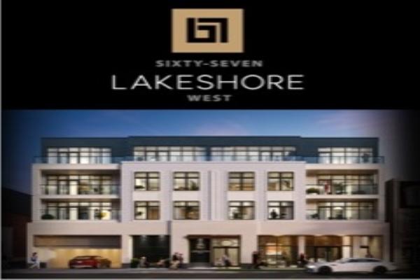 67 Lakeshore Rd W, Oakville