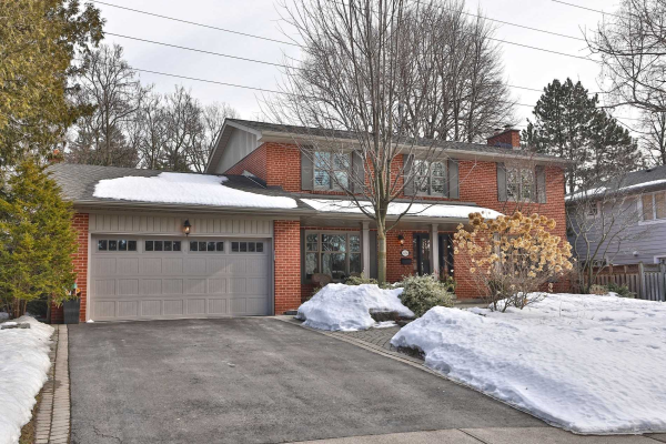 1654 Ruscombe Clse, Mississauga