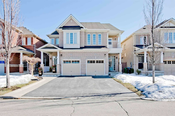 5581 Fudge Terr, Mississauga