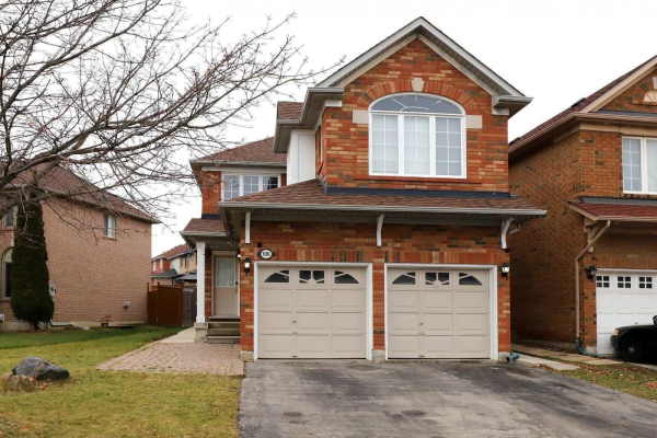 106 Narrow Valley Cres, Brampton