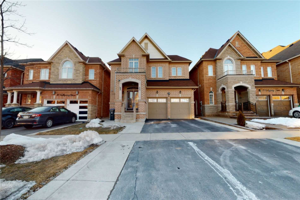 18 Valleyway Dr, Brampton