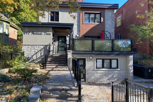 497 Parkside Dr, Toronto