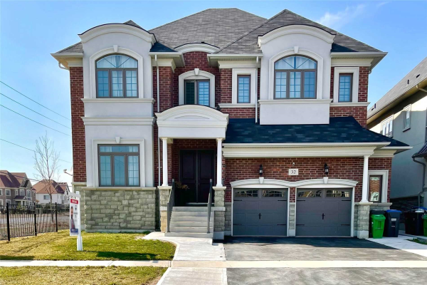 32 Possession Cres, Brampton