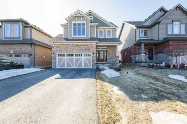 89 Laverty Cres, Orangeville