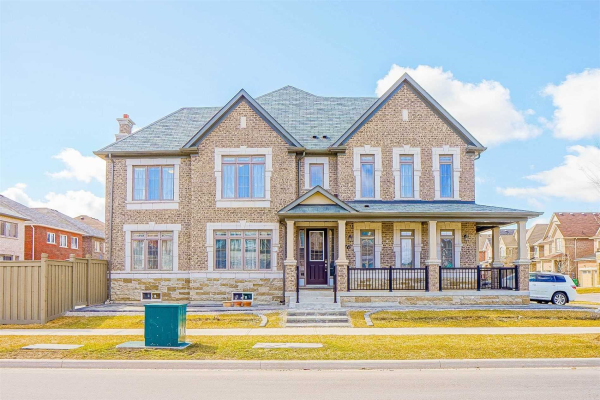76 Parity Rd, Brampton