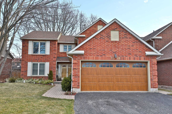2338 Folkway Dr, Mississauga