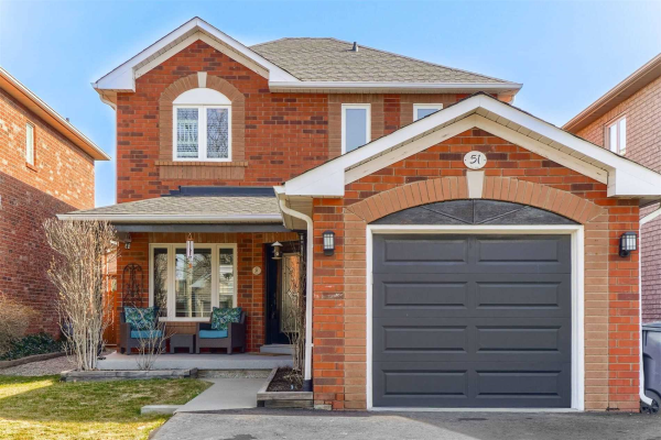 51 Twin Willow Cres, Brampton