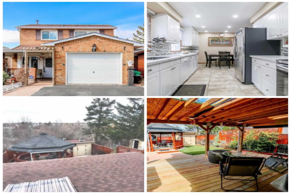 6 Clearview Crt, Brampton