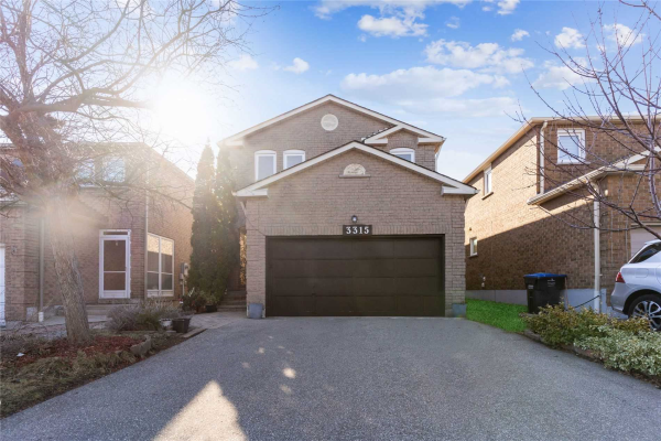 3315 Mcmaster Rd, Mississauga